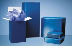 Blue Award Box